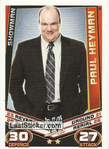 Paul Heyman (Superstar)