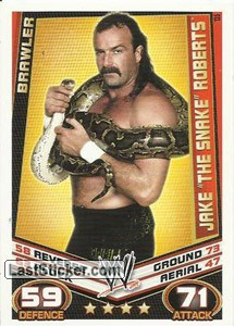 "Jake ""The Snake"" Roberts (Superstar)"