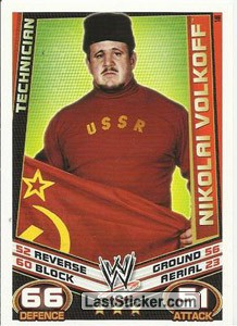 Nikolai Volkoff (Superstar)