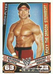"Ricky ""Dragon"" Steamboat (Superstar)"