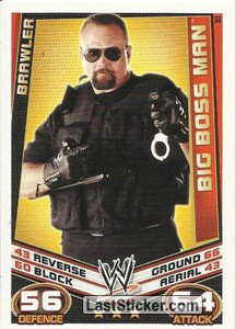 Big Boss Man (Superstar)