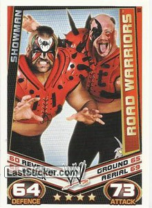 Road Warriors (Superstar)