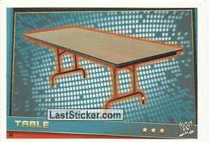 Table (Prop)