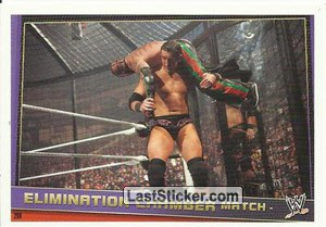 Elimination Chamber Match (Match Type)