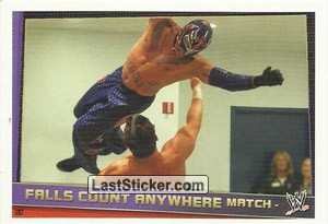 Falls Count Anywhere Match (Match Type)
