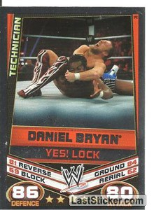 Daniel Bryan - Yes Lock (Signature Move)