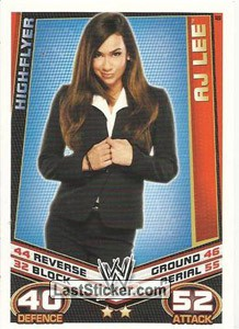AJ Lee (Superstar)