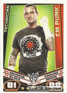 CM Punk (Superstar)