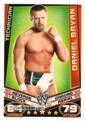 Daniel Bryan (Superstar)