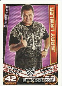 Jerry Lawler (Superstar)