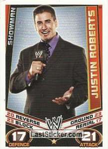 Justin Roberts (Superstar)