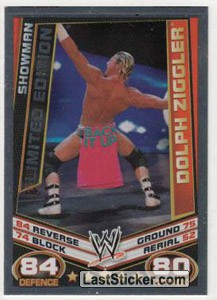 Dolph Ziggler (Limited Edition)