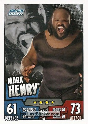 Mark Henry (Smackdown)