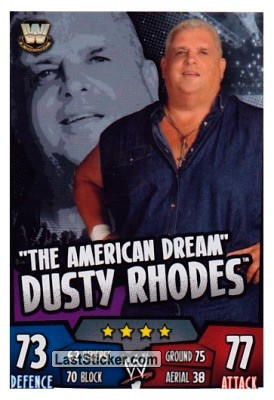 The american dream Dosty Rhodes (Legend)