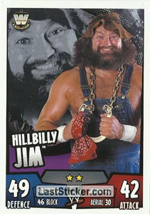 Hillbilly Jim (Legend)