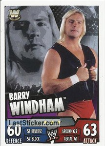 Barry Windham (Legend)