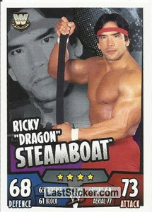 "Ricky ""Dragon"" Steamboat (Legend)"