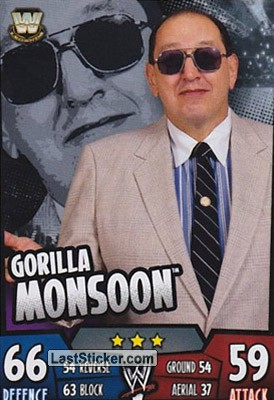 Gorilla Mansoon (Legend)