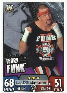 Terry Funk (Legend)