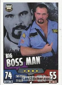Big Boss Man (Legend)