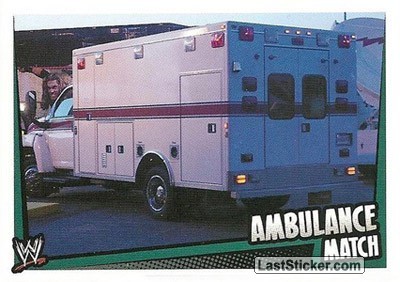 Ambulance Match (Match Type)