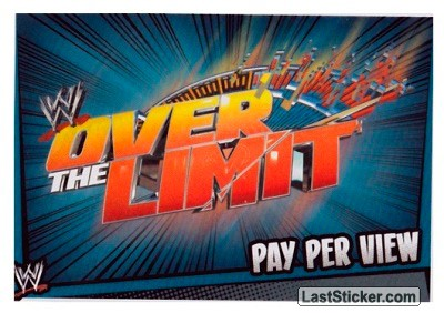 Over The Limit (Pay Per View)