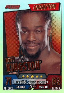 Kofi Kingston (Champion)