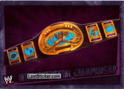 Intercontinental Championship (Title Belt)