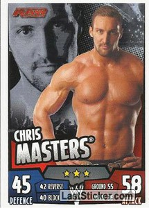 Chris Masters (Raw)