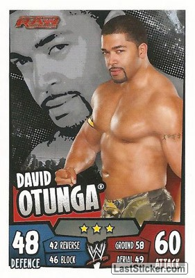 David Otunga (Raw)
