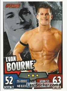 Evan Bourne (Raw)