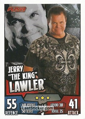 "Jerry ""The King"" Lawler (Raw)"