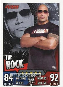The Rock (Raw)