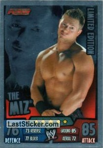 The Miz (Limited Edition)