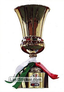 sticker 3 trofeo tim cup panini calciatori 2012 2013. Black Bedroom Furniture Sets. Home Design Ideas