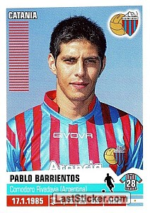 Pablo Barrientos (Catania)