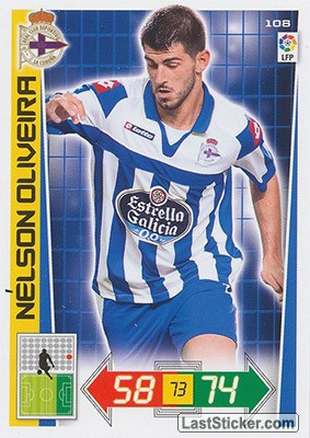 Nelson Oliveira (R.C. Deportivo)