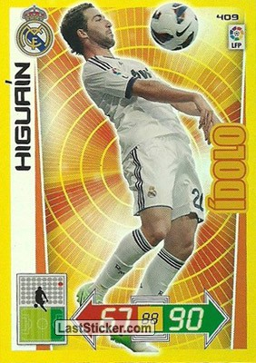 Higuain (Real Madrid)