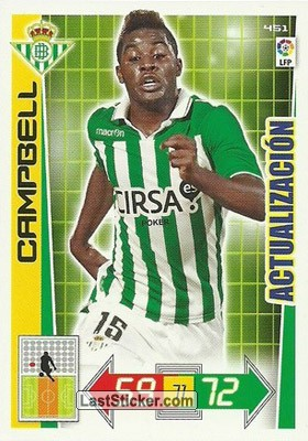 Campbell (Real Betis)