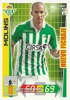 Molins (Real Betis)