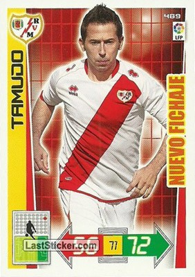 Tamudo (Rayo Vallecano)