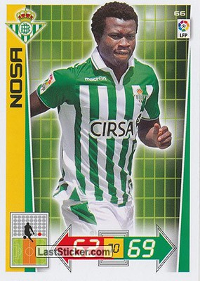 Nosa (Real Betis)