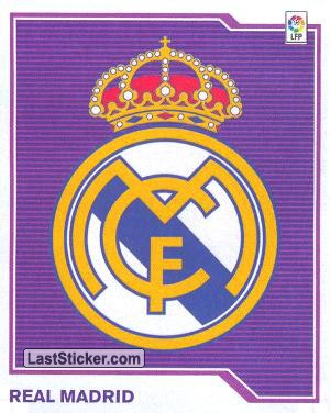 Escudo REAL MADRID (Real Madrid)