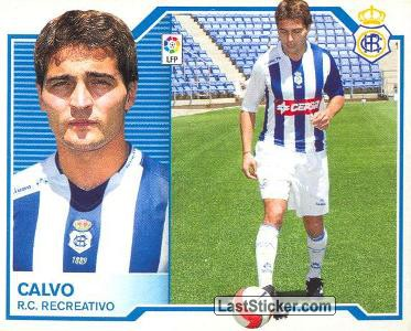 23) Calvo (Recreativo) (Ultimos Fichajes)