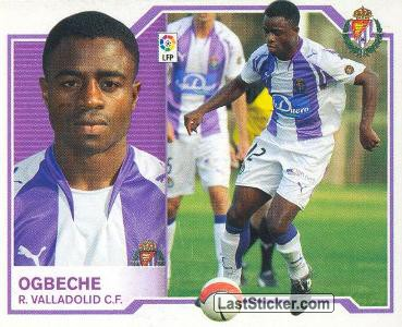 33) Ogbeche (R. Valladolid C.F.) (Ultimos Fichajes)