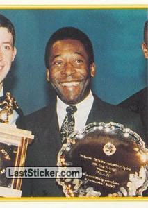 Pele (2 of 3) (The PFA Awards)