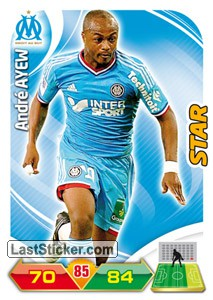 Andre Ayew (Marseille)