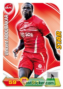 Vincent Aboubakar (Valenciennes)