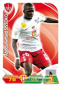Abdoulwhaid Sissoko (Brest)