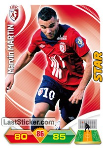 Marvin Martin (Lille)